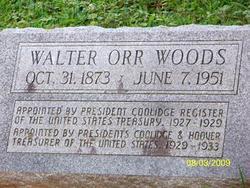 Walter Orr Woods