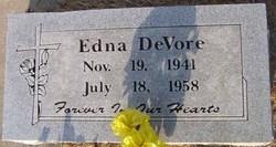 Edna DeVore