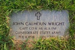John Calhoun Wright