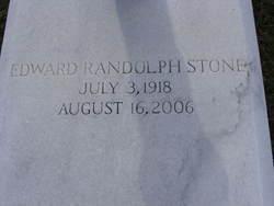 Edward Randolph Stone