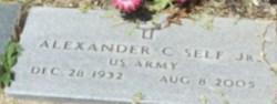 Alexander C. Self, Jr