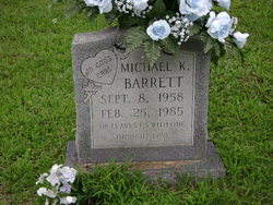 Michael K Barrett