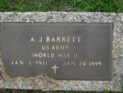Ambrose James Barrett