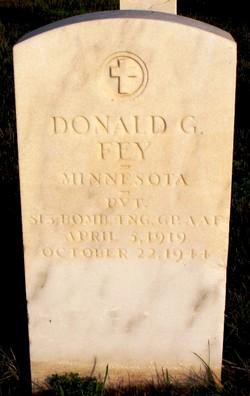 Donald G Fey