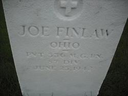 Joe W Finlaw