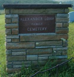 Alexander Lohr Family Cemetery