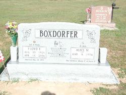 Floyd F Boxdorfer