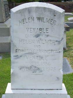 Helen Wilmer Venable