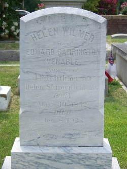 Helen Skipwith <I>Wilmer</I> Venable