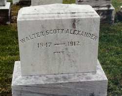 Walter Scott Alexander