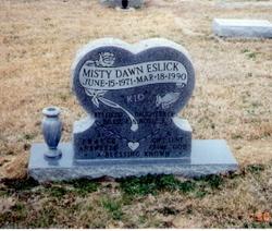 Misty Dawn Eslick