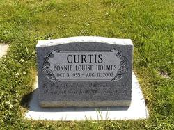 Bonnie Louise <I>Holmes</I> Curtis