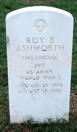 Roy Evert Ashworth
