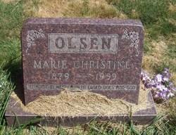 Marie Christine Olsen