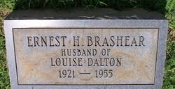 Ernest H Brashear