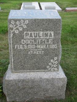 Paulina <I>Doolittle</I> Arnold