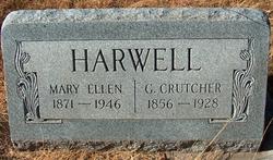George Crutcher Harwell