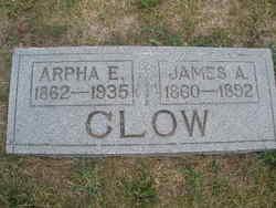 James A. Clow