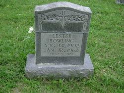 Lester Bowling