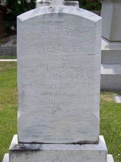 Edward Carrington Venable