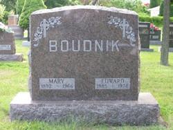 Mary <I>Lorge</I> Boudnik
