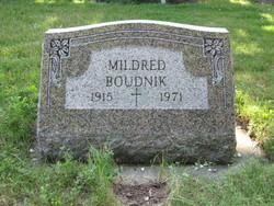 Mildred Boudnik
