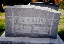 Barbara <I>Steiner</I> Aaron