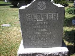 Maria G. <I>Samuels</I> Gerber