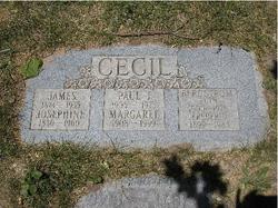 Paul James Cecil