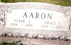 Grace Iona IClinger I Aaron