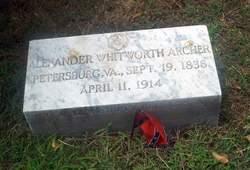 Alexander Whitworth Archer