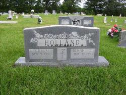 Bennie G Holland