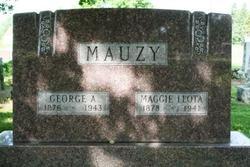 Maggie Leota <I>Ham</I> Mauzy