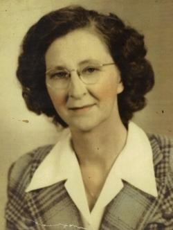 Ida Mae <I>Peavy</I> Cain