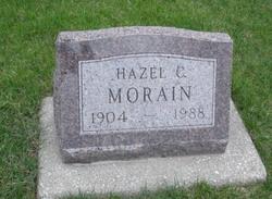 Hazel C Morain