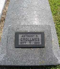 Anthony Henry Grollmes