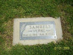 Verne <I>McFarland</I> Samuels
