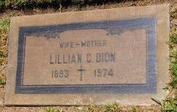 Lillian <I>Mahrt</I> Dion