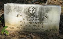 Pvt Jim Thompson