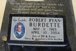 Robert Ryan Burdette