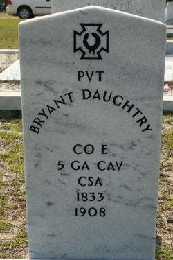 Pvt Bryant Daughtry