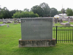New River Baptist Church Cemetery