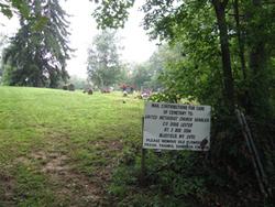 Sandlick Cemetery