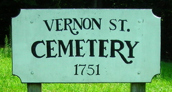 Vernon Street Cemetery