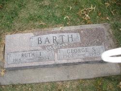 Ruth I. <I>Brown</I> Barth