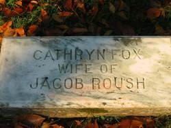 Cathryn <I>Fox</I> Roush