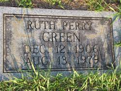 Ruth <I>Perry</I> Green