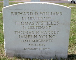SSGT James H Young