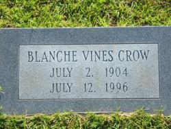 Willie Blanche <I>Vines</I> Crow