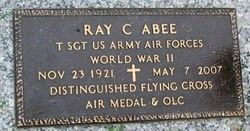 Sgt Ray C Abee